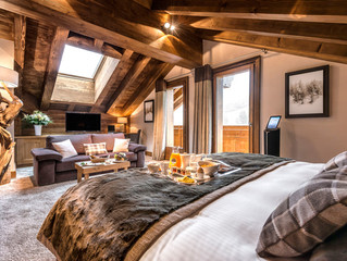 purelosophy celebrating a new season at LVMH Cheval Blanc in Courchevel 1850
