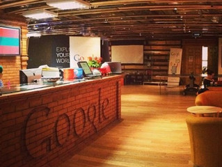 Purelosophy at Google Moscow office