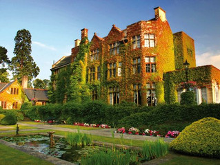 Pennyhill Park Hotel & The Spa - two years of contributing to business guests experience