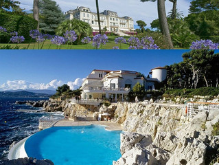 In time for Cannes Festival at Hotel Du Cap Eden Roc