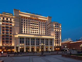purelosophy launched at Four Seasons Moscow