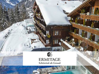 purelosophy rebalance from within at Ermitage in Gstaad