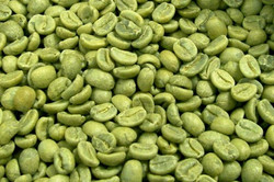 GREEN COFFEE BEAN CAFFEINE