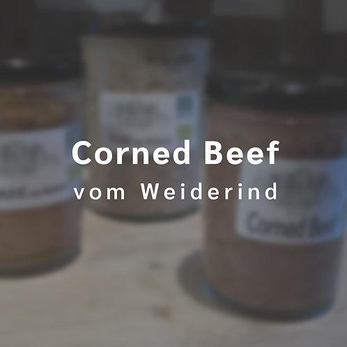 Corned Beef vom Weiderind (200 g im Glas)