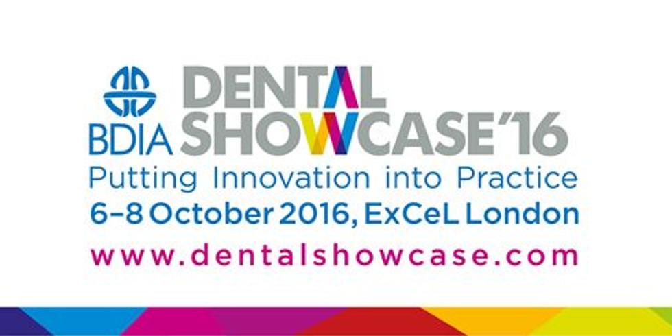 BDIA Dental Showcase 2016