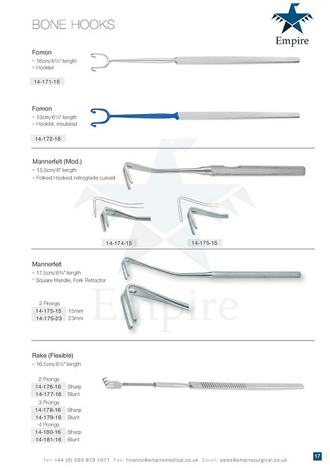 Bone Hooks
