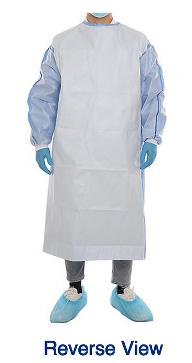 SurgoGuard® EN13795-1:2019 (HP) AAMI level 4 surgical gown (REINFORCED) Box 40