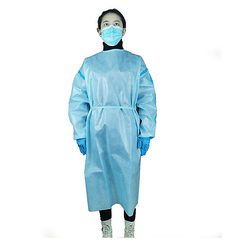 SurgoGuard® Chemotherapy Reinforced Gown Level 4 EN14605 EN14126 EN13034
