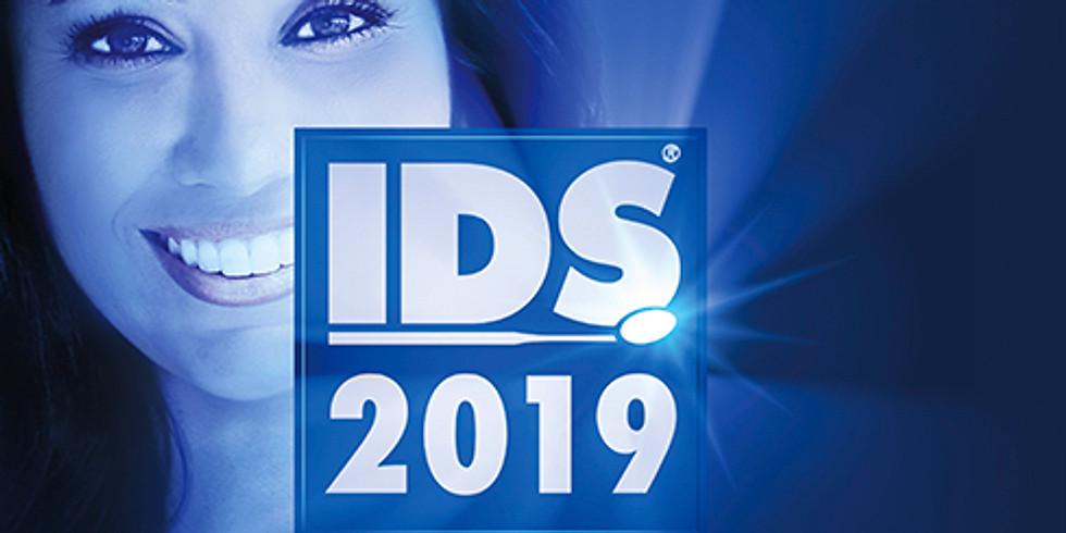 IDS 2019 - STAND A059A Hall 10.1
