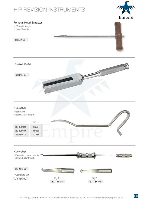 HIP REVISION INSTRUMENTS