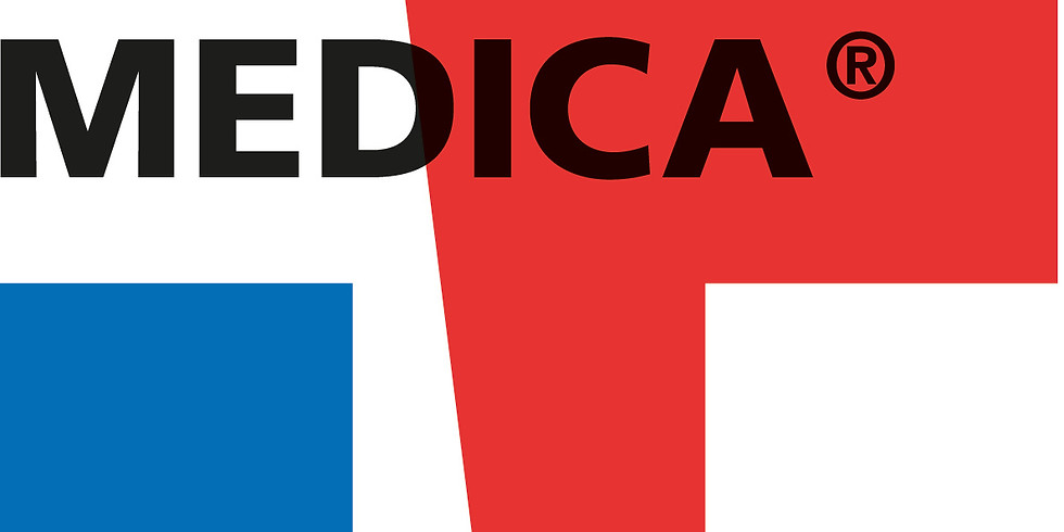 MEDICA 2018 STAND F01 HALL 13