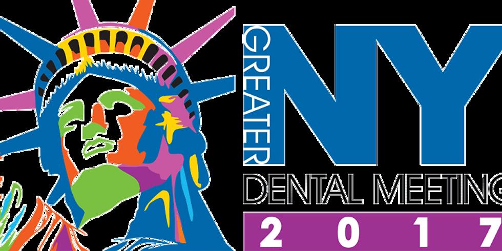 Greater New York Dental Event 2017