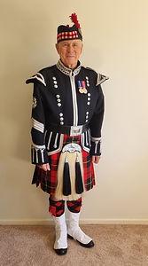 Wallace Kilt with Military jacket.jpg