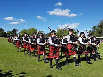 Massed bands from Daylesford 2019.jpg