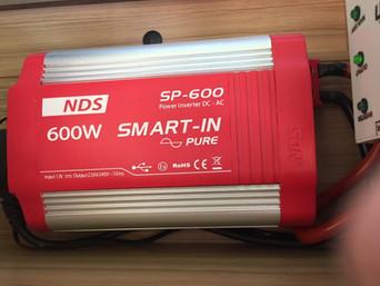 600W Pure Sine Inverter