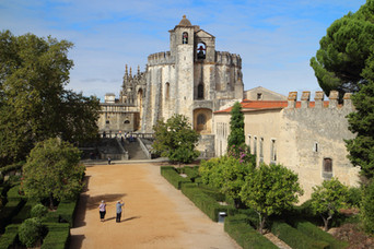 Tomar and the Knights Templar.