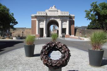 Ypres WW1 sites