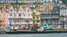 Kingswear, Dartmouth and Dittisham