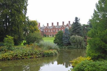 Sandringham House.
