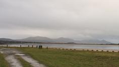Caernarfon Sea Front.