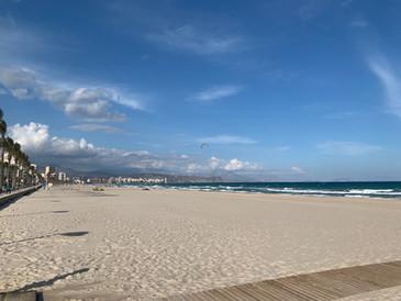 Playa Muchavista and Alicante