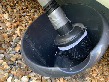 Grey Water Filter