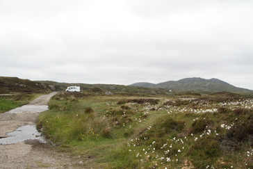 Loch Sgioport (B890) (South Uist)