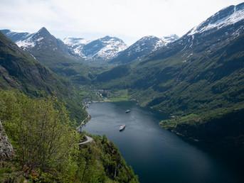 Geiranger & Trollstigen