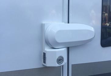 Door security.