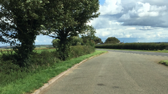 Rutland on the way to Sandringham.