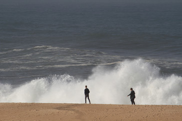 Nazare (Surf capital on the World)