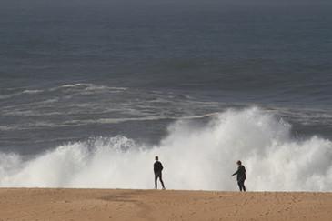 Nazare (Surf capital on the World)