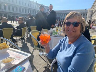 Venice - Jean's 66th Birthday