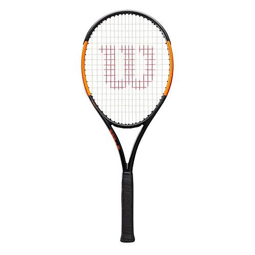 Wilson Burn 100S Tennis Racket - 2019