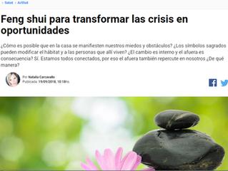 Feng Shui para transformar las crisis en oportunidades