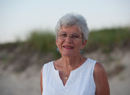 Complete Recovery from Non-Hodgkin Lymphoma - Peggy's Story