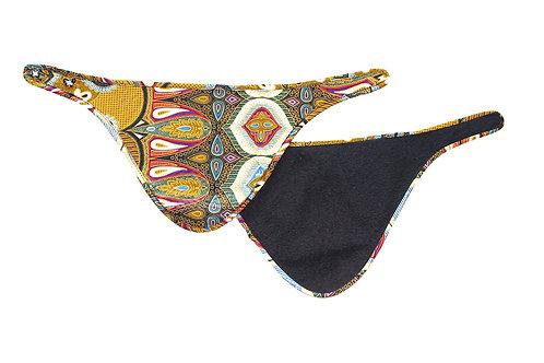 African Paisley Bandanna-WS