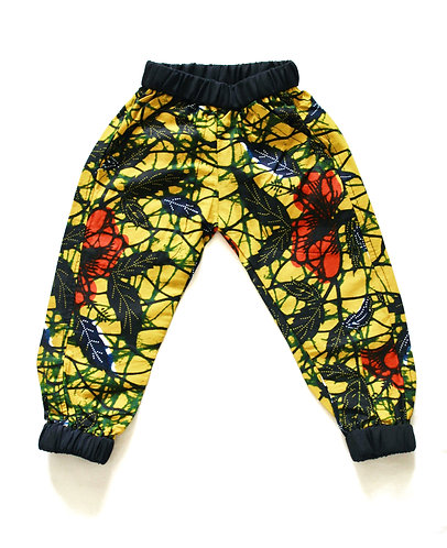 African Blossom Jogger-WS