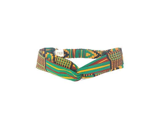 Kente Jungle - Headband