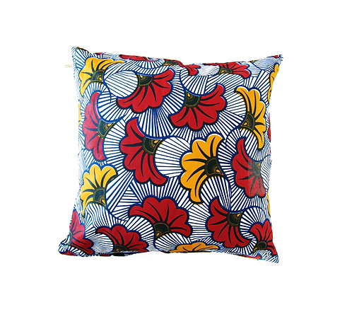 SpathodiaThrow Pillow