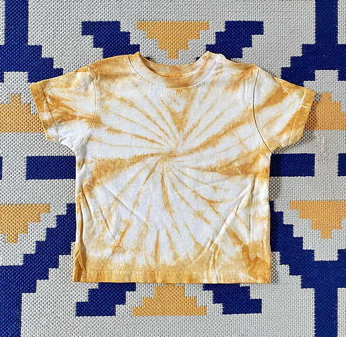 Gara Tie-Dye T - Orange Kola