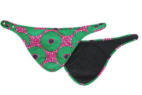 Green & Pink Bandanna-WS