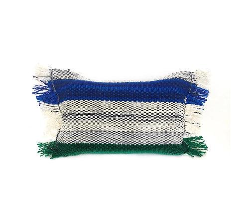 Frill Mini Pouch - Salone Weave