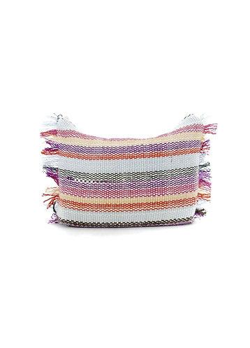 Frill Mini Pouch - Rainbow Sorbet