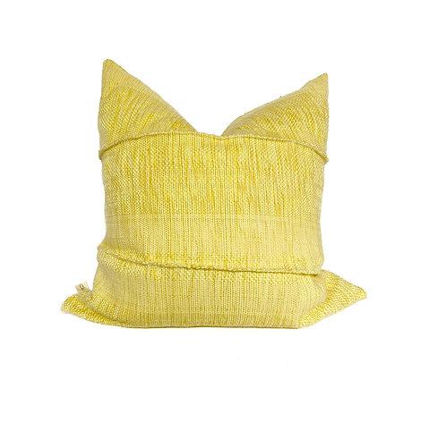 Kasha Throw - Lemon