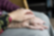 Music Therapy at Home - Caregiver Hands