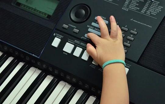 Pixabay Child Keyboard