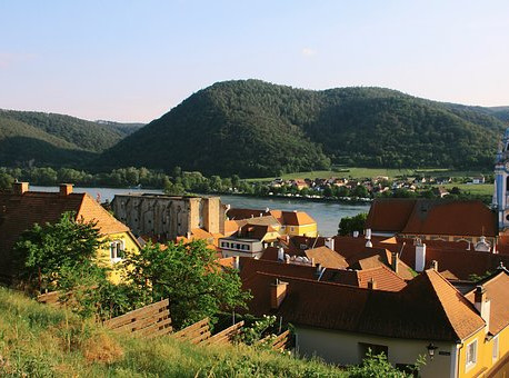 Catarina and the Blue Danube