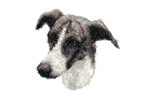 Greyhound Photostitch