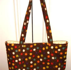 Finished Nappy Diaper Bag